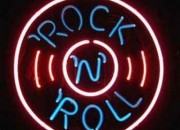 filler Rock N Roll neon