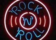 filler Rock N Roll neon