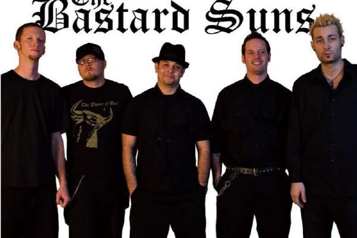 The Bastard Suns next Friday, Sept 25th at the Masquerade…