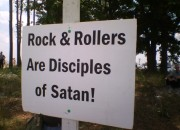 filler rock and roll satan