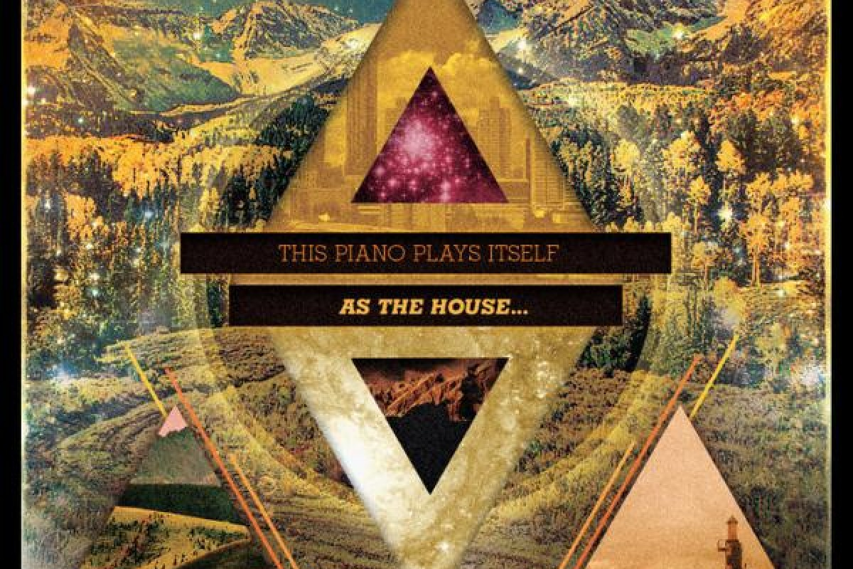 "Album review of ""As the House…"" from This Piano Plays Itself…live videos from their album release show…"