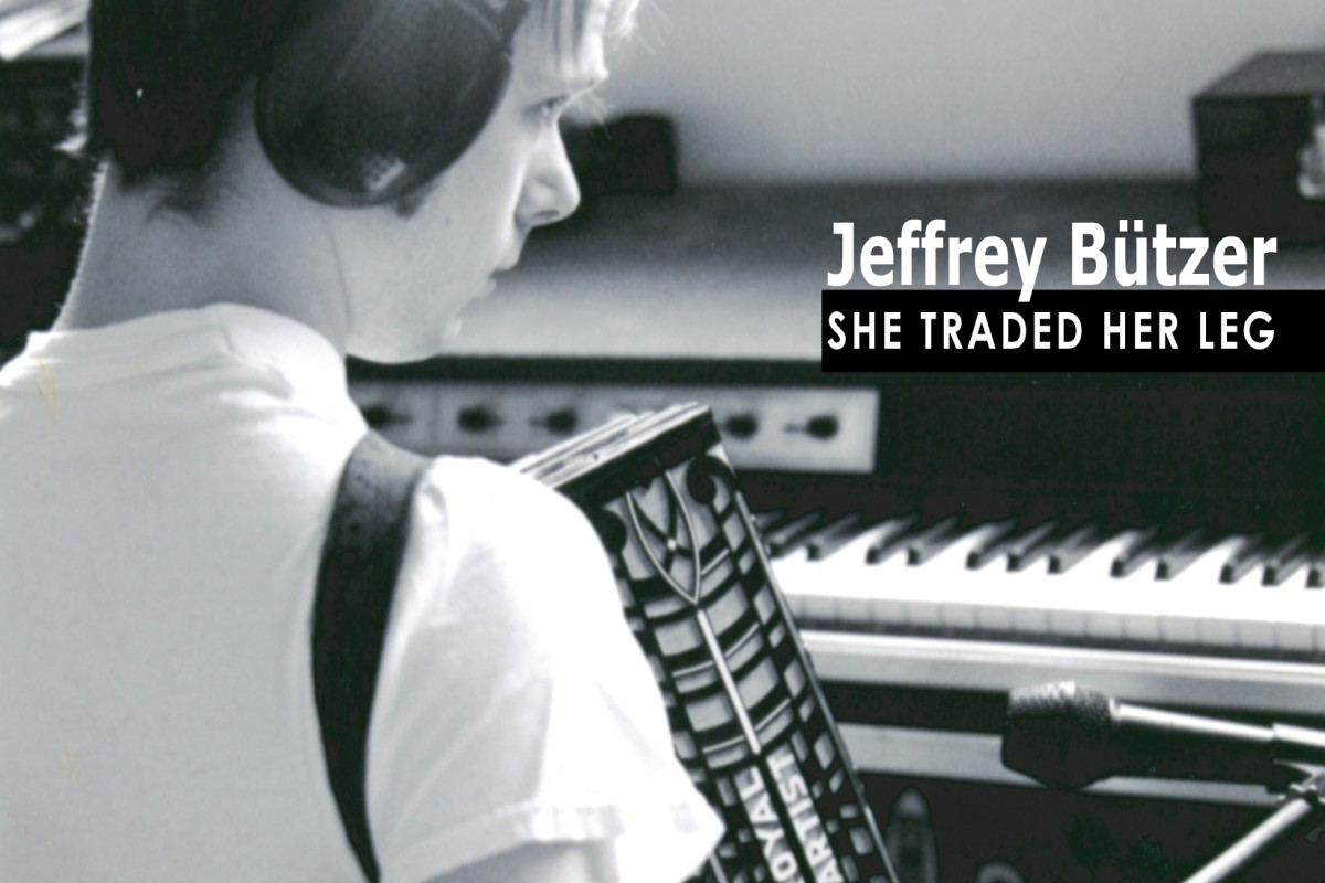 Song of the Week – 'Case of the Unspiralled Stairs' from Jeffrey Butzer