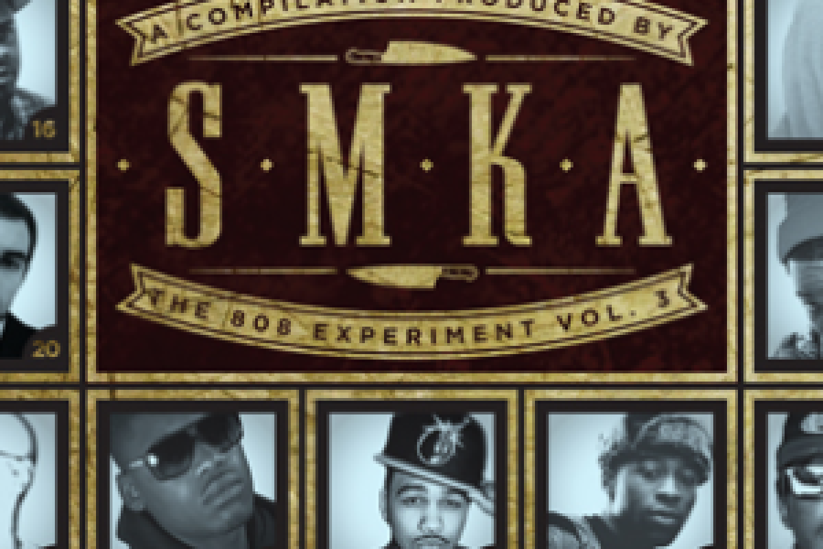 Free Music from SMKA – The 808 Experiment: Volume 3