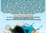 Bonnaroo lineup 2011