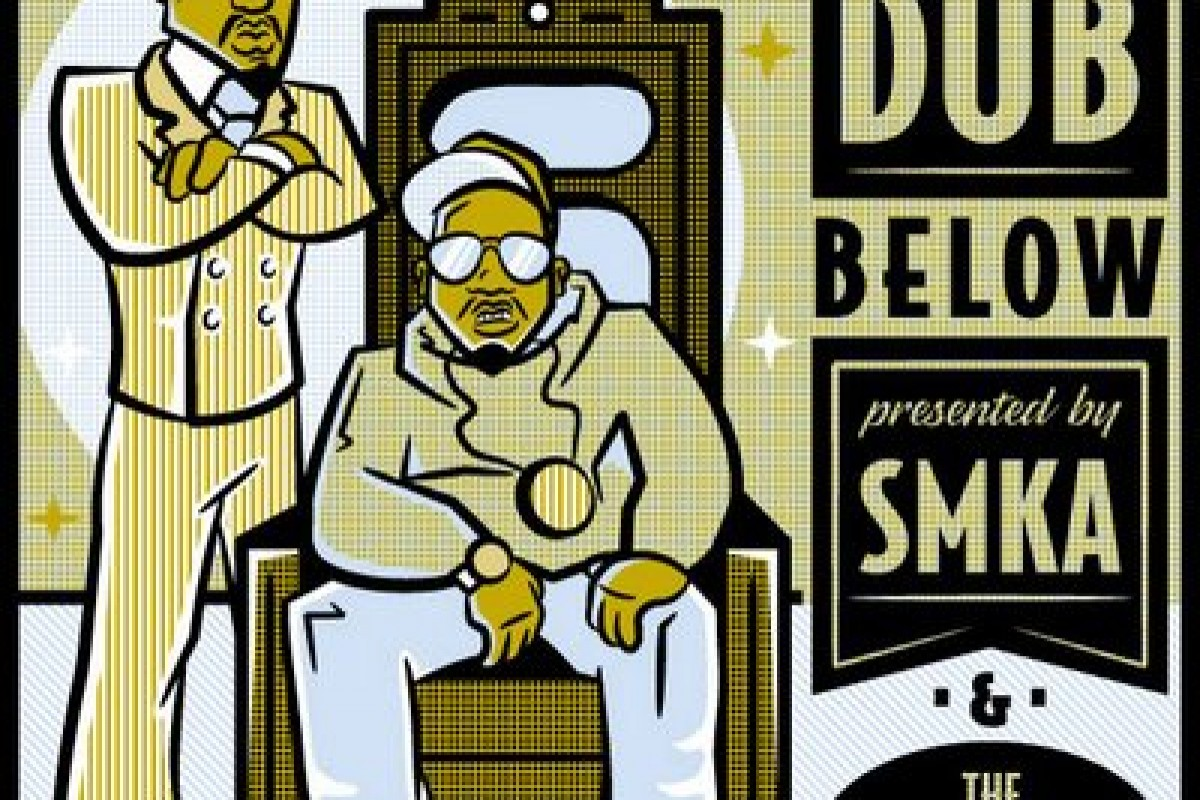 "FREE MUSIC: SMKA presents: ""the Dub Below"" – a remix of 7 Outkast tracks"