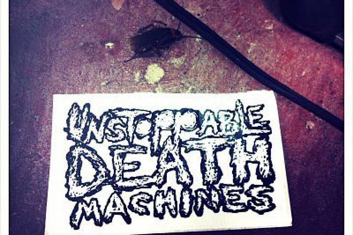 VIDEOS: UNSTOPPABLE DEATH MACHINES (NY) at the beatlanta house + an official video
