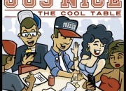 "Jus Nice ""the cool table"" cover"