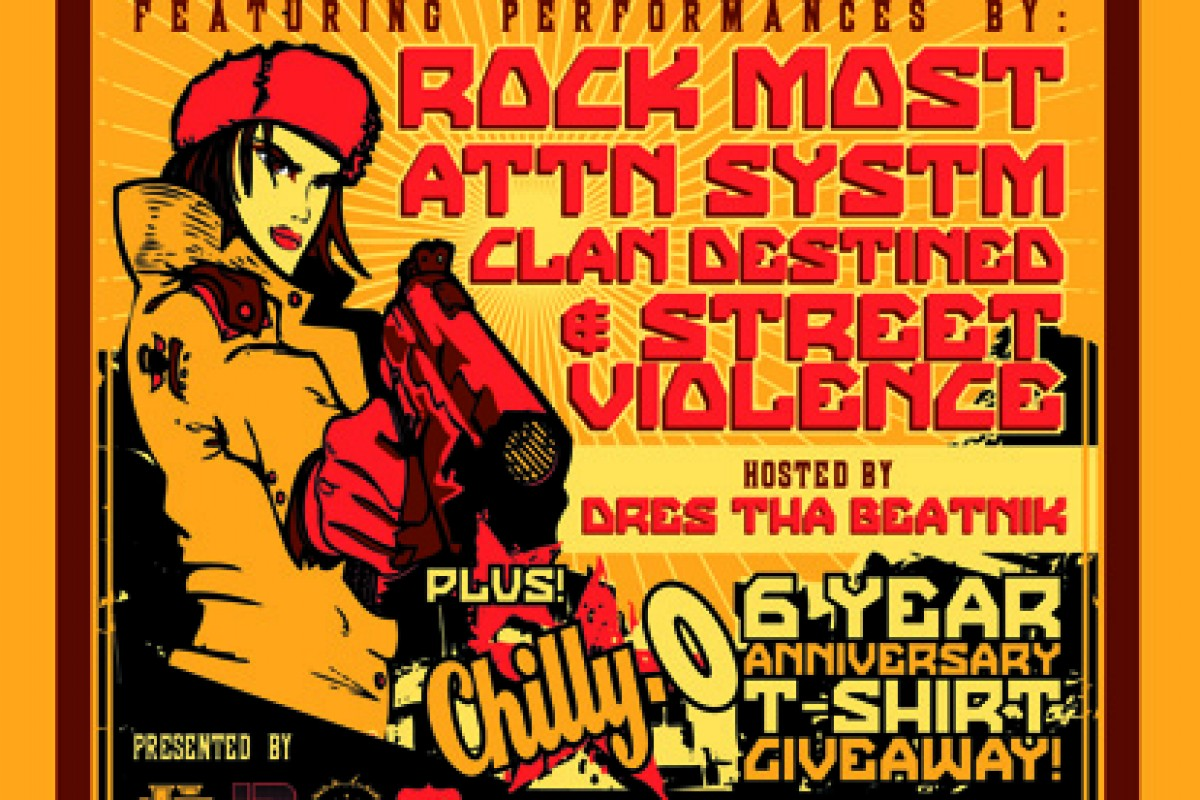 Friday, 11.11.11. – Hell Naw w/ Attention System, Rock Most, Clan Destined, Street Violence & more…