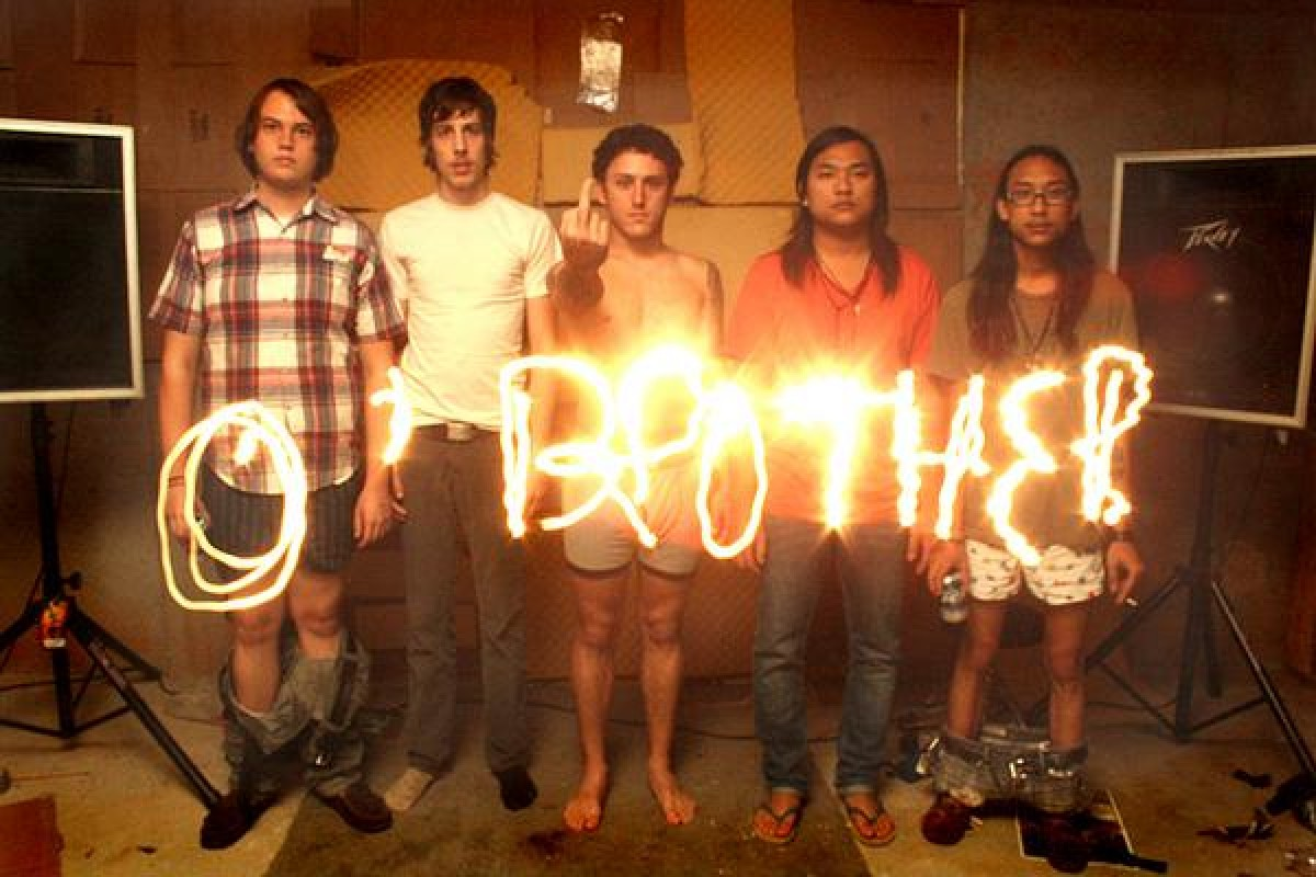 "O'brother – Album Release show this Friday 1.6.12 – for their album ""Garden Window"""