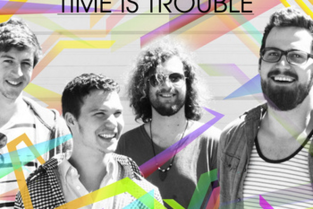 "Free Music from Atlanta band 'JK & The Lost Boys' – ""Time is Trouble"" sampler"