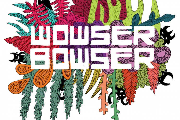 Stream a track from the new album from Wowser Bowser due out later this month