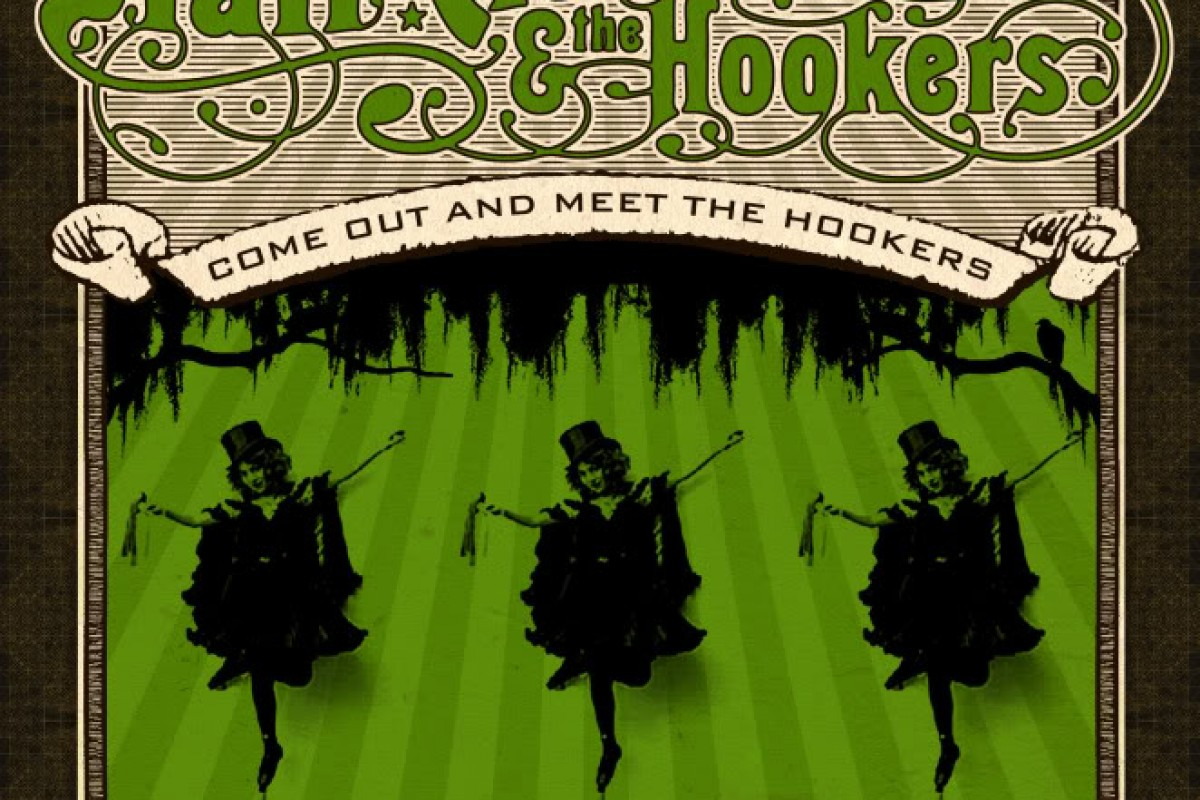"Blair Crimmins and the Hookers on Tour – Atlanta show Feb 4th – ""The Old Man Cabbage Live Musical Experience!!!"" Come see the premier with The Hookers performing the musical score right next to the screen!"