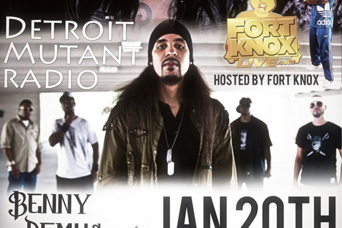 This Friday 1.20.12: Heavy Mojo, Detroit Mutant Radio, Benny-Demus, Fort Knox at the Basement