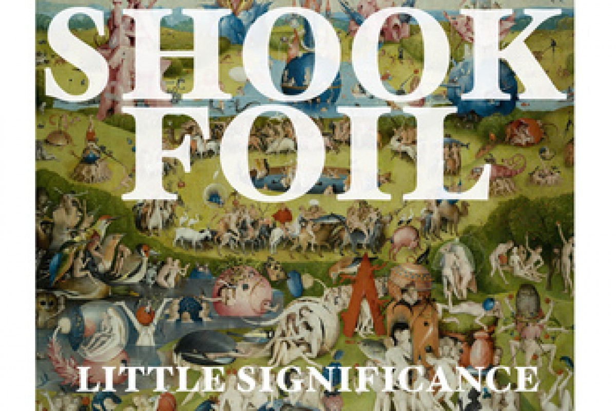 "Stream and Buy Music: ""Little Significance"" from Shook Foil"