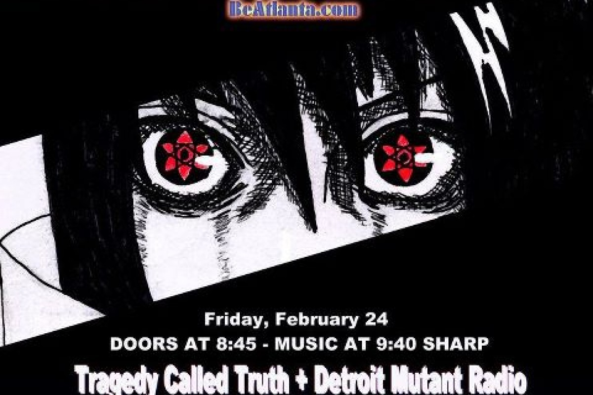 FREE HOUSE SHOW THIS FRIDAY 2.24.12 – DETROIT MUTANT RADIO + TRAGEDY CALLED TRUTH + A SUPRISE ACT