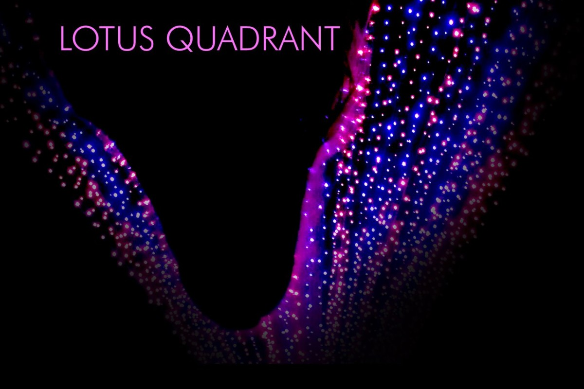 """Stream Music from the brand new Atlanta band """"Lotus Quadrant"""" featuring Bret from Hijacking Music"""