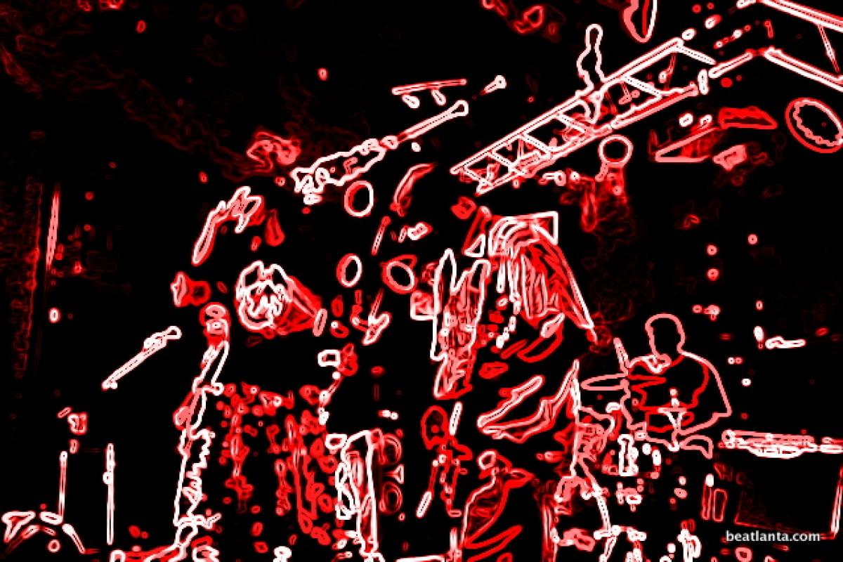 "Detroit Mutant Radio – ""In the Rain"" live at the IMR Festival 2012"