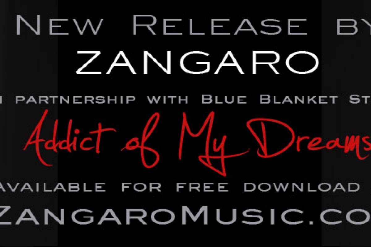 "FREE DOWNLOAD: New track from Atlanta band Zangaro – ""Addict of My Dreams"""