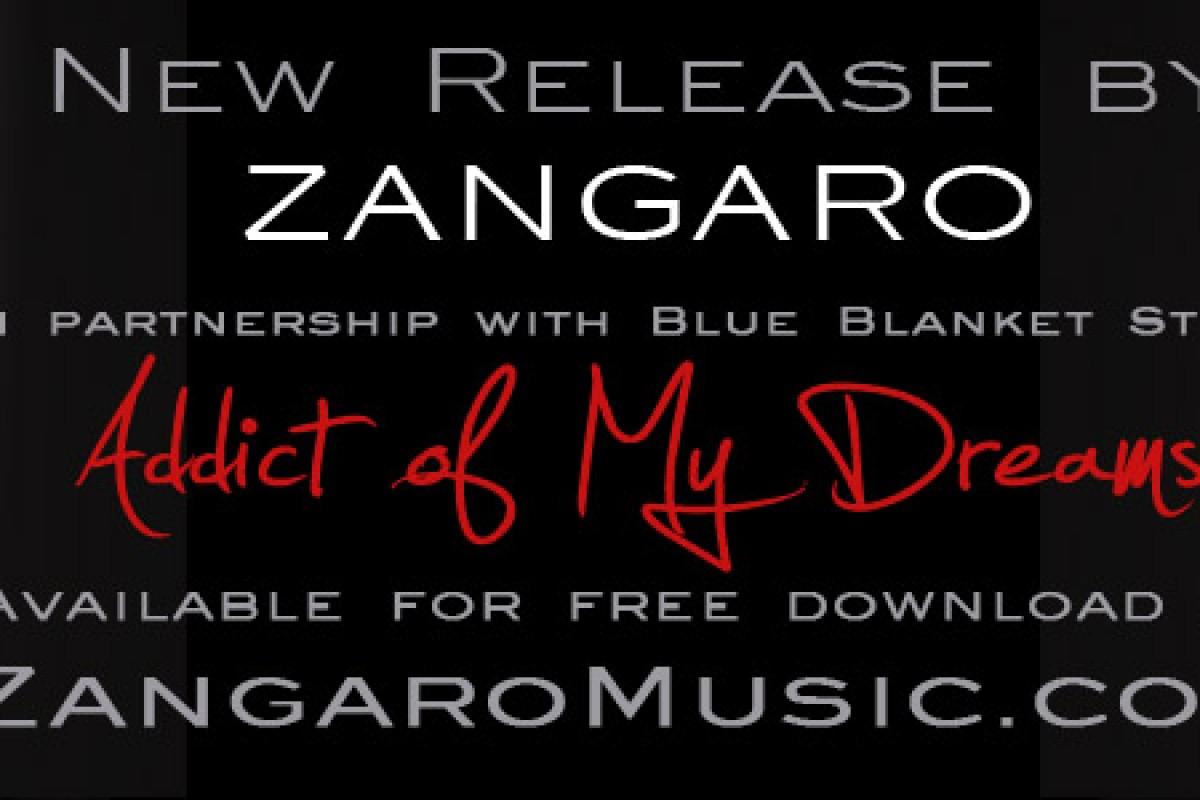 "FREE DOWNLOAD: New track from Atlanta band Zangaro – ""Addict of My Dreams"""