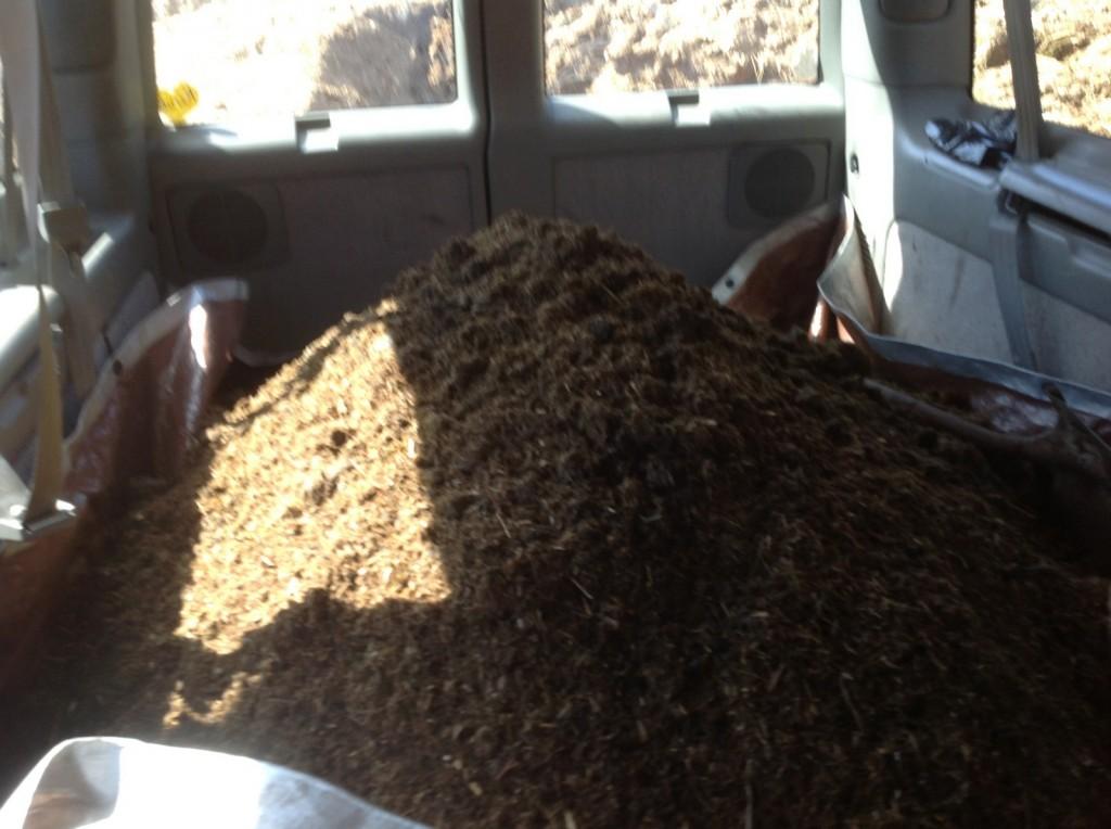 [compost] in van