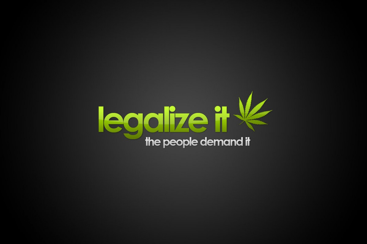 LEGALIZE IT :: Everything going on Pot