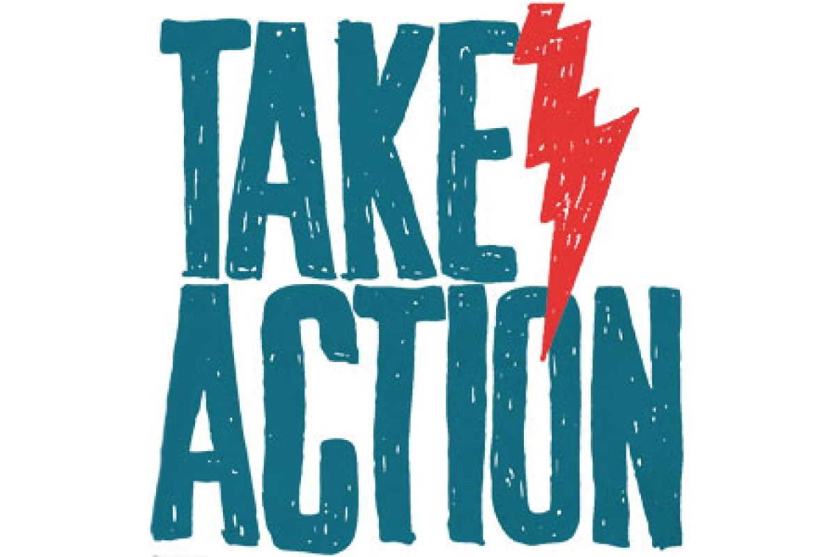 TAKE ACTION! GIVE BACK WEEK: Charity: Team Rubicon
