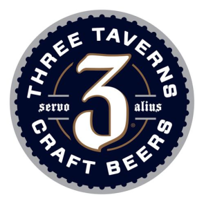 Three Taverns Brewery logo