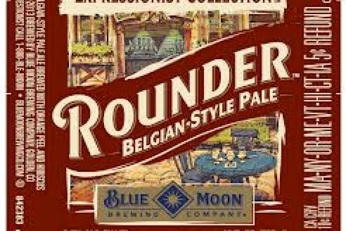 Beer Review: Rounder (Blue Moon Brewing Company – Golden, CO)