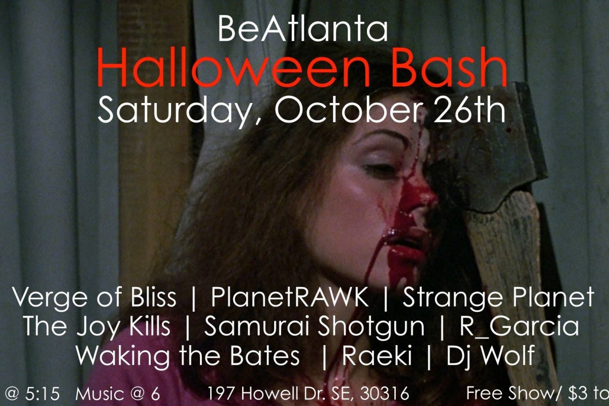 A Beatlanta Halloween Bash: Saturday, October 26th, 2013 – many local bands + kegs of beer