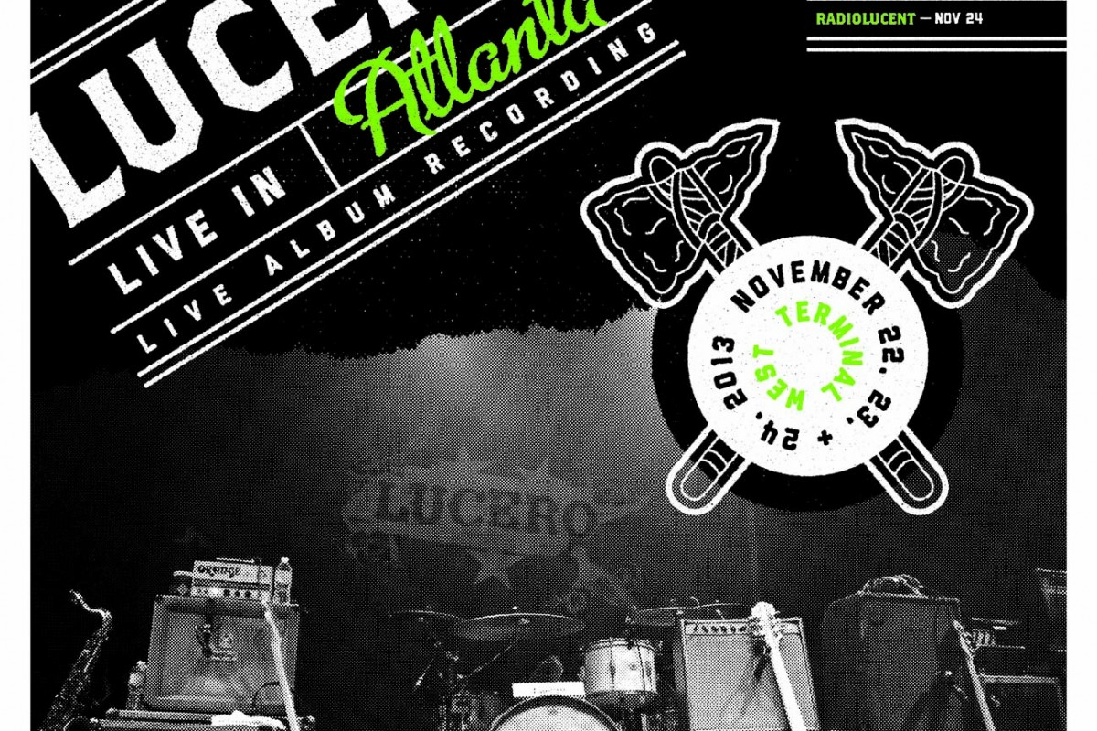 Lucero recording live Album at Terminal West – 3 shows: Fri, Sat and Sun + Videos from the band