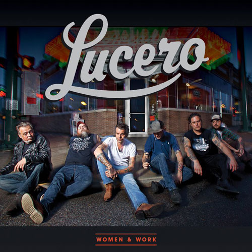 "Lucero ""woman and work"" cover"