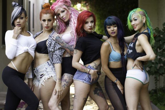 Suicide girls 7