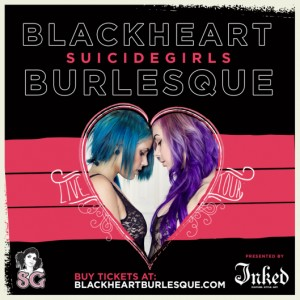 Suicide girls buy tickets