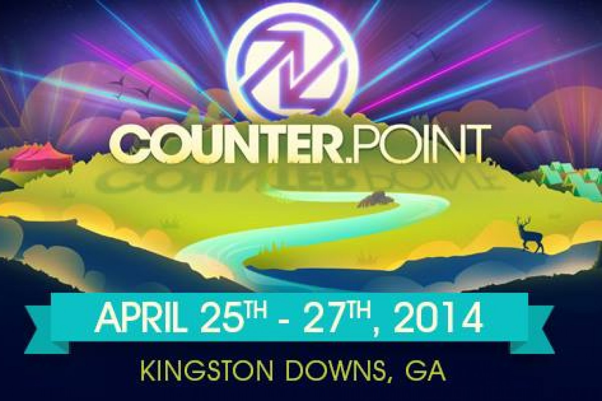 Counterpoint Festival: Official Announcement Video: Festival returning to Rome, GA, April 25-27, 2014