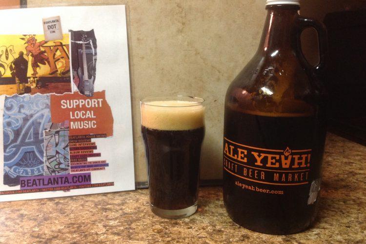 Beer Review: Monday Night Drafty Kilt (Monday Night Brewing – Atlanta, GA)