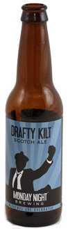 monday night draft kilt bottle