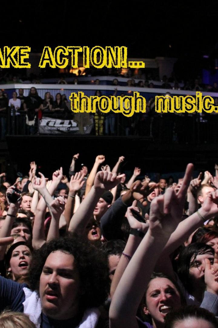 "TAKE ACTION…through MUSIC…""Uneducated Democracy"" by Serj Tankian"