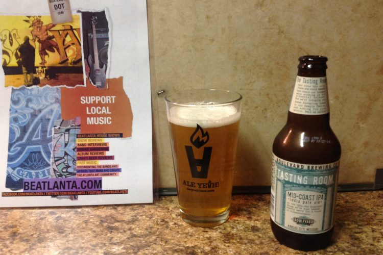 Beer Review: Mid-Coast IPA from Boulevard Brewing Company (Kansas City, MO)