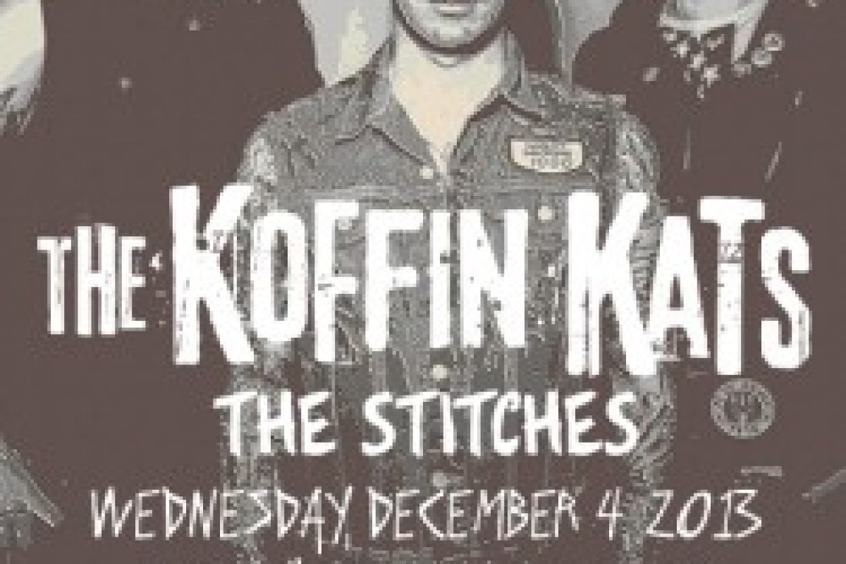 Detroit based Koffin Kats tonight at the Masquerade…