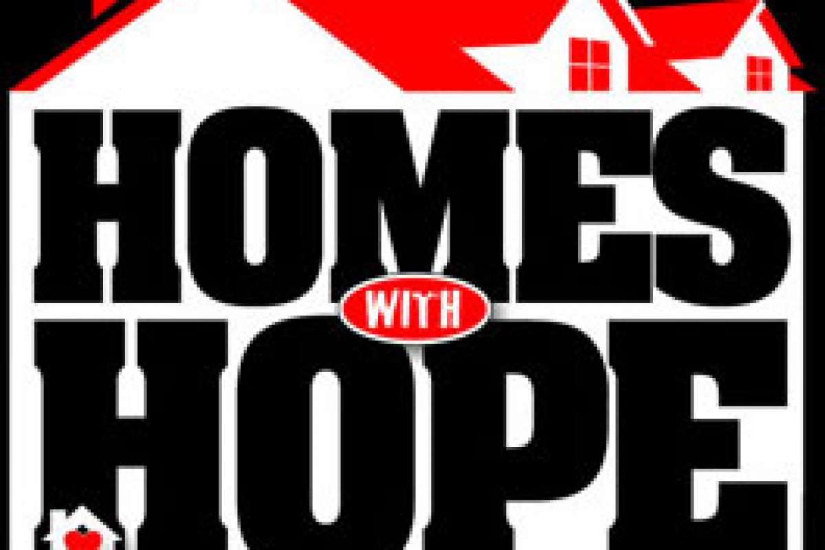 TAKE ACTION! GIVE BACK WEEK: Charity: Homes with Hope