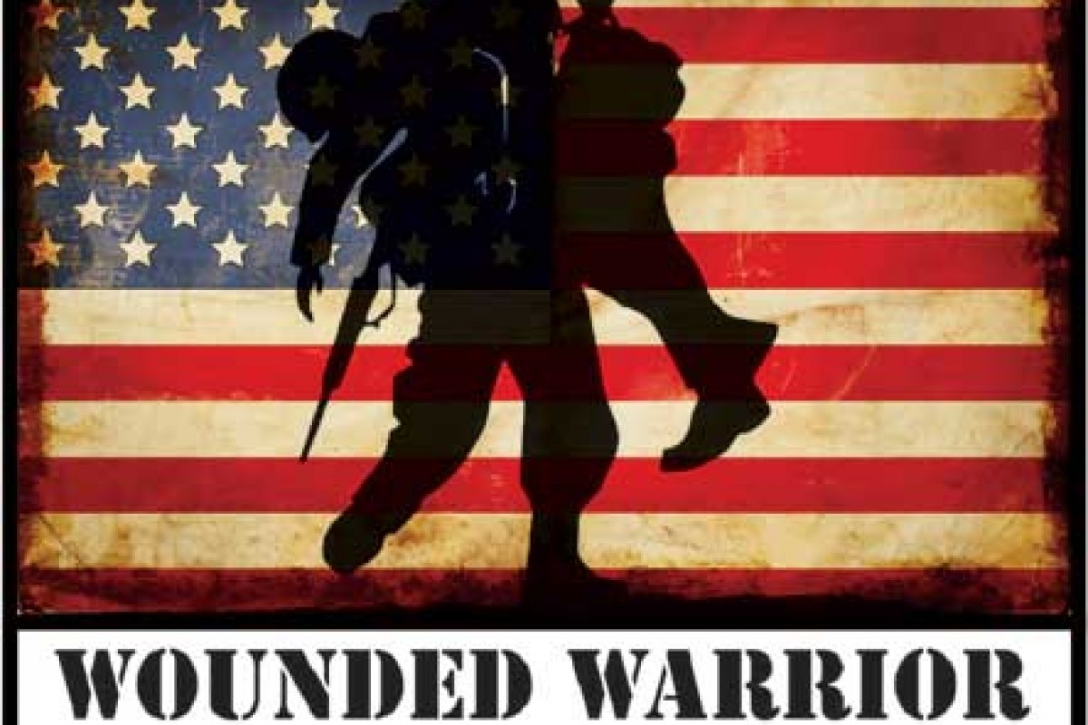 TAKE ACTION! GIVE BACK WEEK: Charity: The Wounded Warrior Project