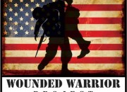 [take action charity] wounded warrior project
