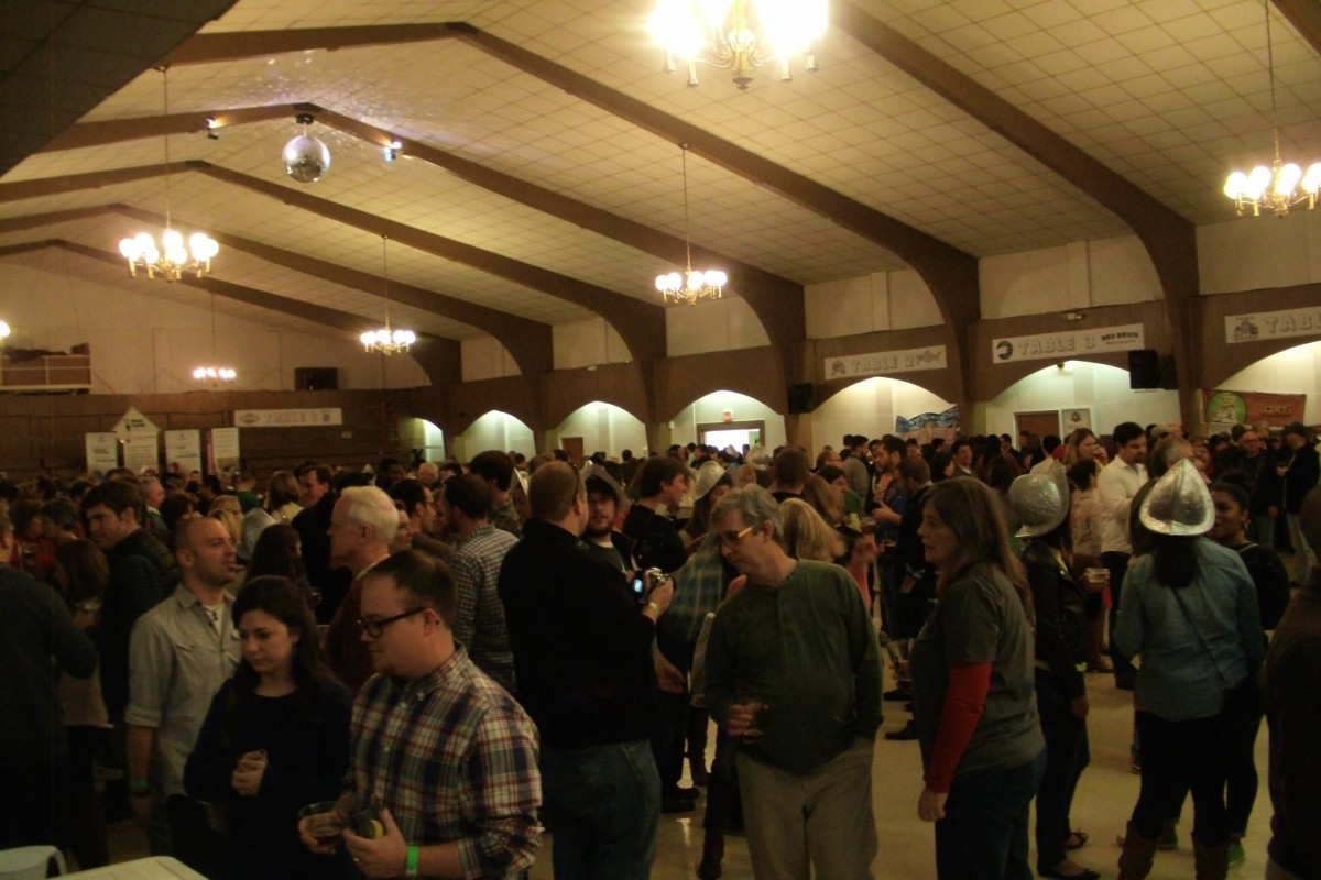 Beer Festival Review: The Ponce De Leon Beer Festival (Nov 2013)