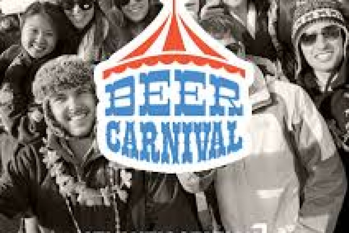 BEER FESTIVAL: The Beer Carnival – Saturday, April 5th 2014 at Atlantic Station
