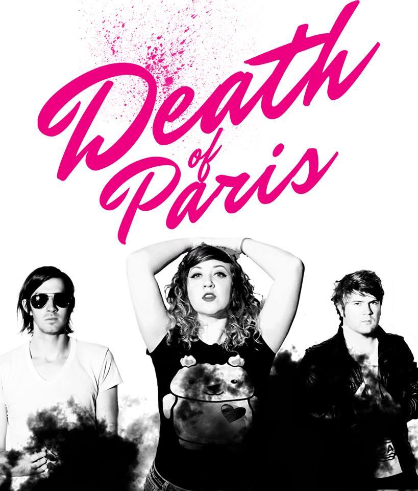 death of paris promo 2