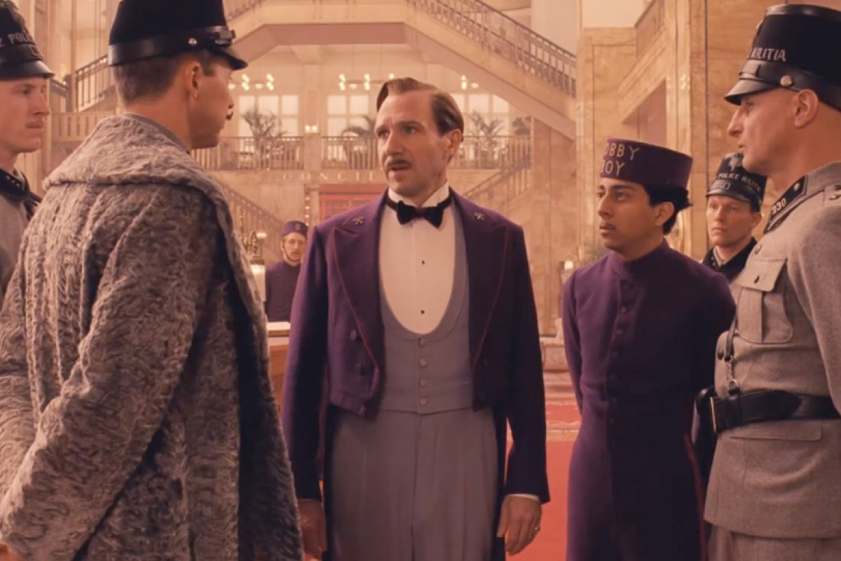 "Cinematic Luxury … a film review of ""The Grand Budapest Hotel"" from Wes Anderson"