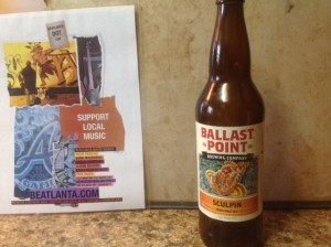 [ballast point] sculpin indian pale ale