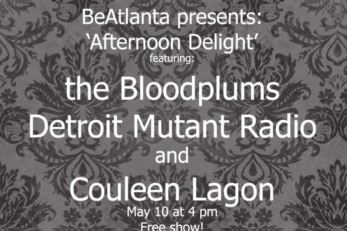 BEATLANTA SHOW:  'Afternoon delight' at the Star Bar in L5P (FREE SHOW!!) – SAT, MAY 10TH, 2014