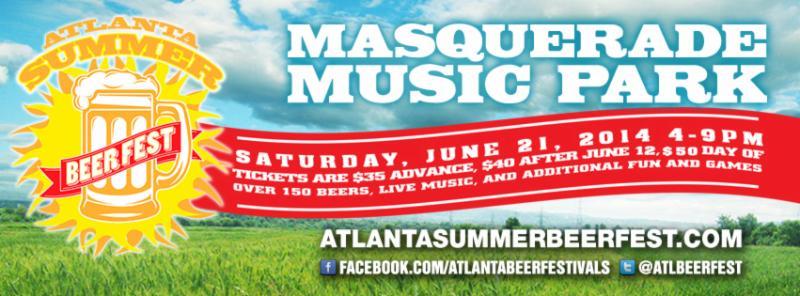 summer beer fest banner 2014