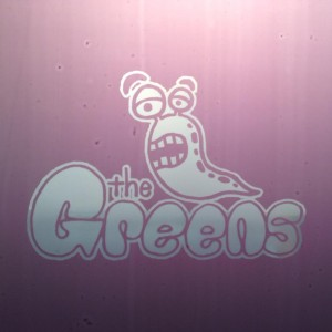 "the greens ""slug"" cover 2"